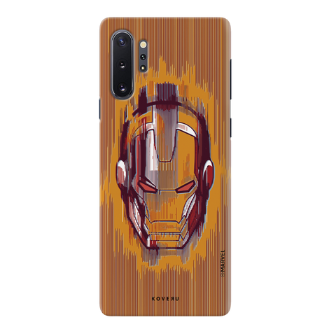 The shades of Iron Man Cover Case for Samsung Galaxy Note 10 Plus