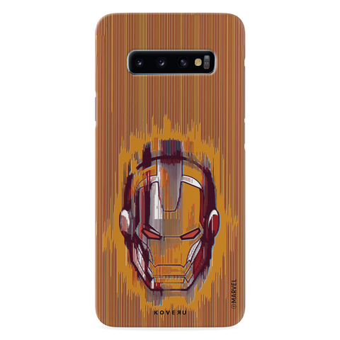 The shades of Iron Man Cover Case for Samsung Galaxy S10