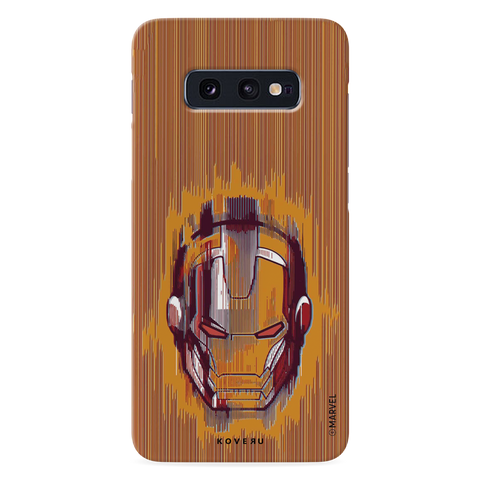 The shades of Iron Man Cover Case for Samsung Galaxy S10E