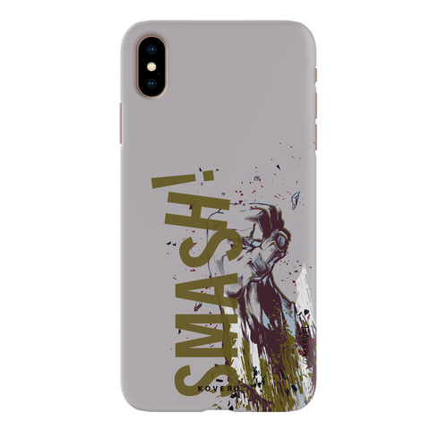 The Fist of Hulk Cover Case for iPhone XS Max