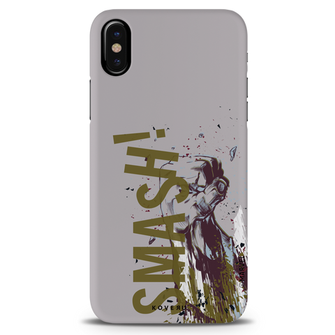 The Fist of Hulk Cover Case for iPhone XS
