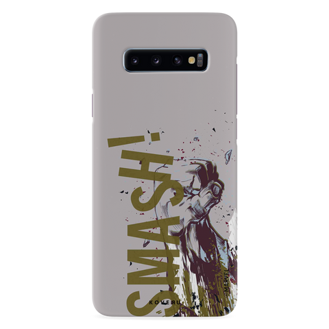 The Fist of Hulk Cover Case for Samsung Galaxy S10
