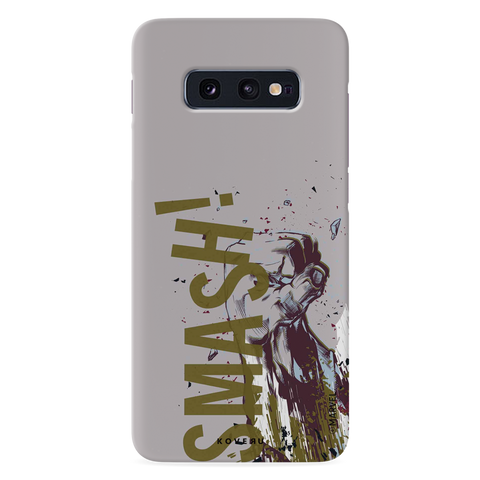 The Fist of Hulk Cover Case for Samsung Galaxy S10E