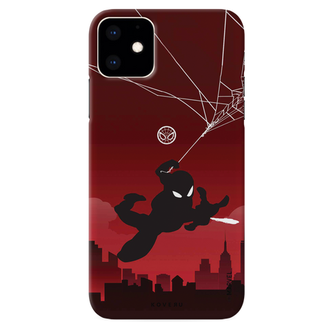 Spider Man Cover Case for iPhone 11