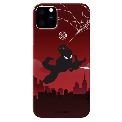 Spider Man Cover Case for iPhone 11 Pro Max