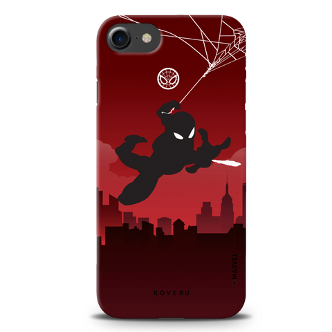 Spider Man Cover Case for iPhone 7/8