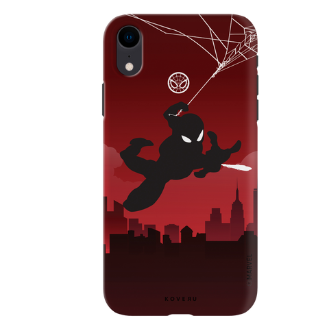Spider Man Cover Case for iPhone XR
