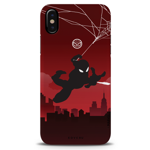 Spider Man Cover Case for iPhone XS