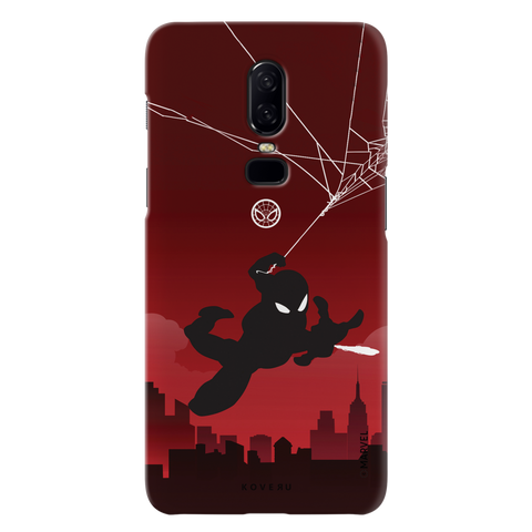 Spider Man Cover Case for OnePlus 6
