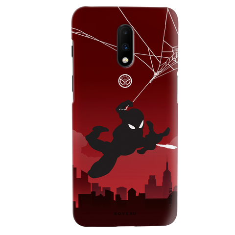 Spider Man Cover Case for OnePlus 7