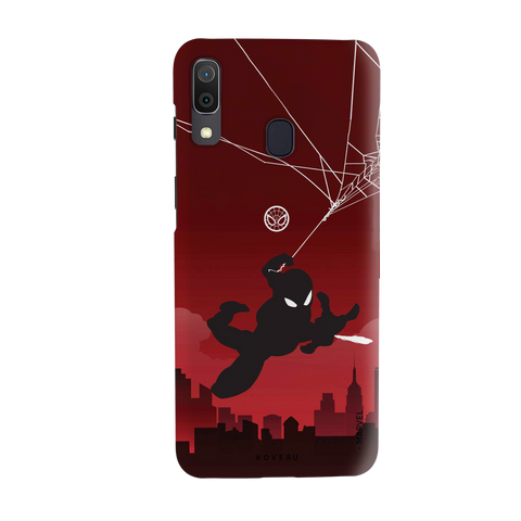 Spider Man Cover Case for Samsung Galaxy A30