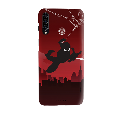Spider Man Cover Case for Samsung Galaxy M30S