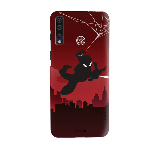 Spider Man Cover Case for Samsung Galaxy A70