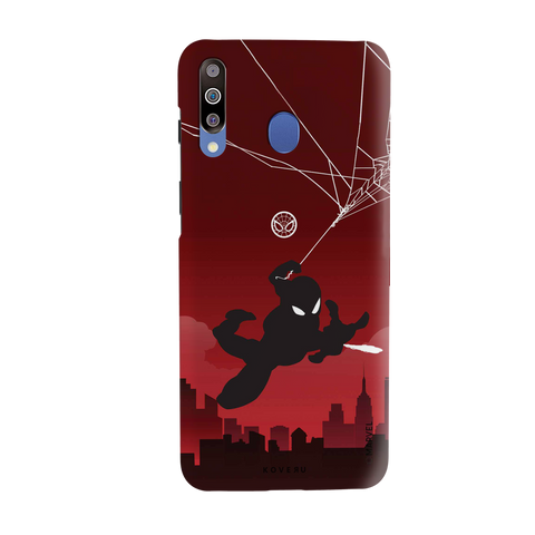 Spider Man Cover Case for Samsung Galaxy M30