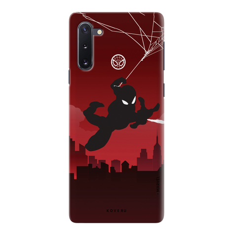 Spider Man Cover Case for Samsung Galaxy Note 10