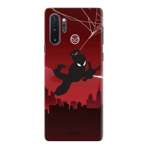 Spider Man Cover Case for Samsung Galaxy Note 10 Plus