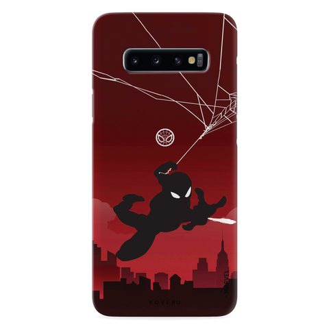 Spider Man Cover Case for Samsung Galaxy S10