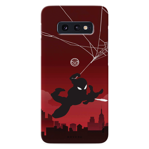 Spider Man Cover Case for Samsung Galaxy S10E