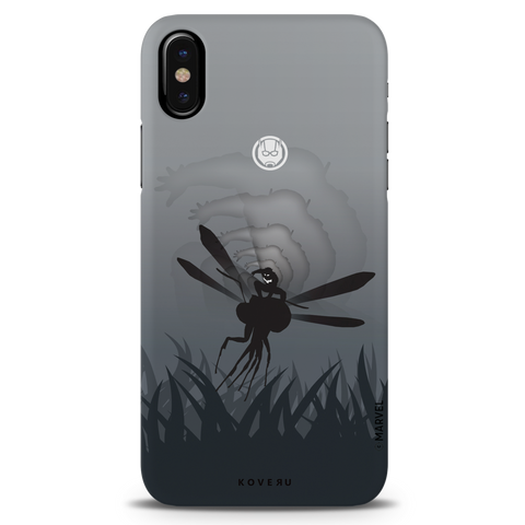 Ant Man Cover Case for iPhone X