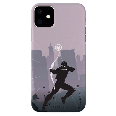 Hawkeye Cover Case for iPhone 11