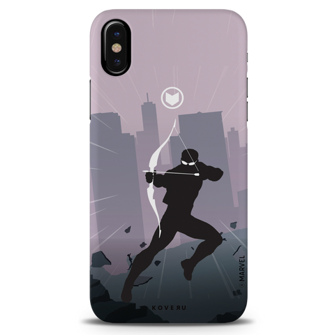 Hawkeye Cover Case for iPhone X