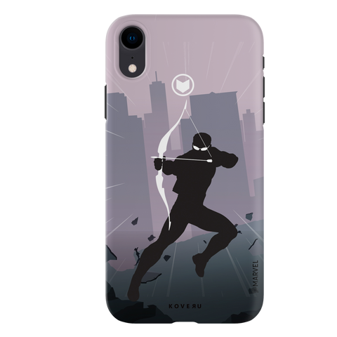 Hawkeye Cover Case for iPhone XR