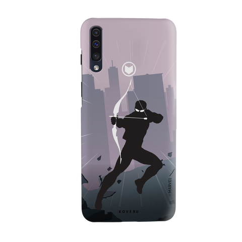 Hawkeye Cover Case for Samsung Galaxy A50