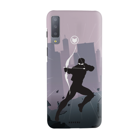 Hawkeye Cover Case for Samsung Galaxy A7 2018