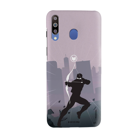 Hawkeye Cover Case for Samsung Galaxy M30