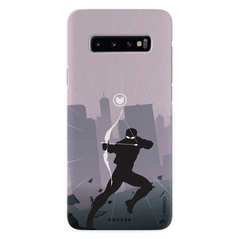 Hawkeye Cover Case for Samsung Galaxy S10