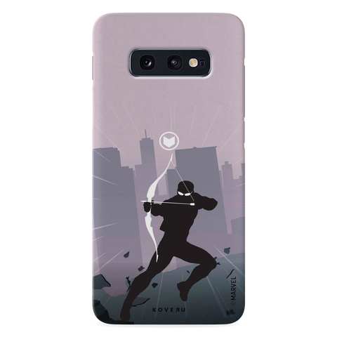 Hawkeye Cover Case for Samsung Galaxy S10E