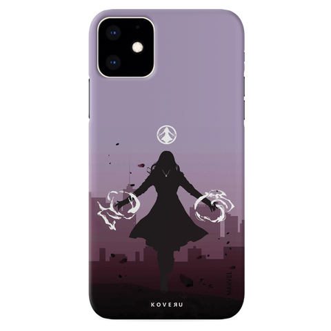 Scarlet Witch Cover Case for iPhone 11