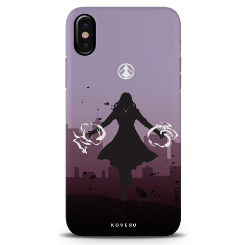 Scarlet Witch Cover Case for iPhone X