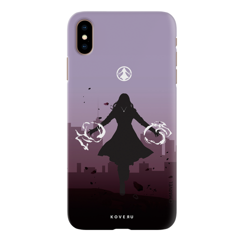 Scarlet Witch Cover Case for iPhone XS Max