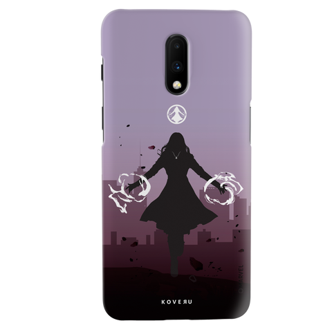 Scarlet Witch Cover Case for OnePlus 7