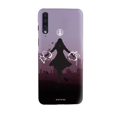 Scarlet Witch Cover Case for Samsung Galaxy A50