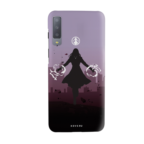 Scarlet Witch Cover Case for Samsung Galaxy A7 2018