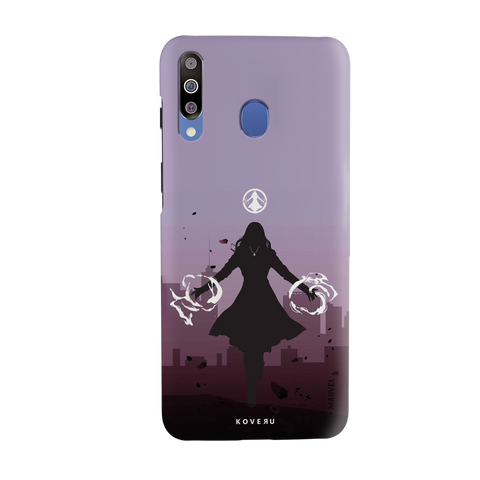 Scarlet Witch Cover Case for Samsung Galaxy M30