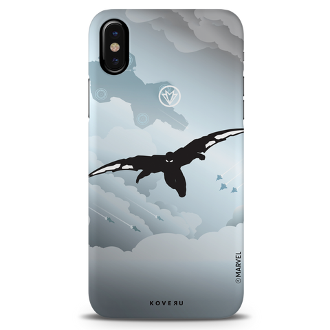 Falcon Cover Case for iPhone X
