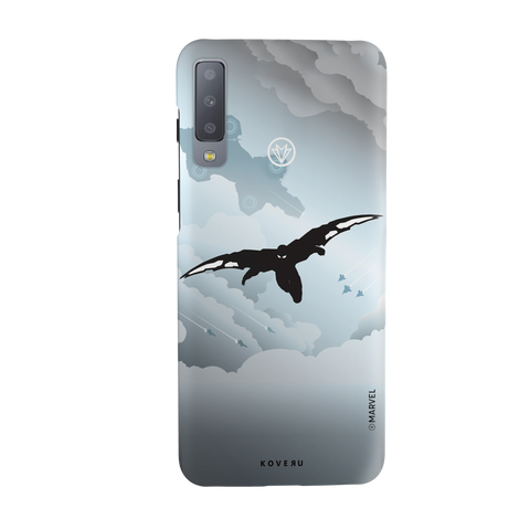 Falcon Cover Case for Samsung Galaxy A7 2018