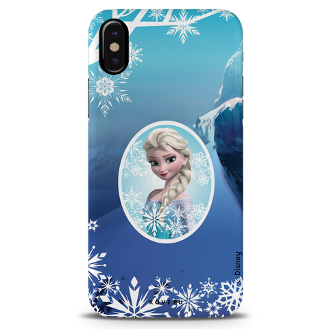 Elsa of Arendelle Cover Case for iPhone XS