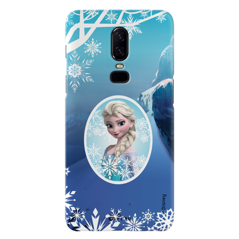 Elsa of Arendelle Cover Case for OnePlus 6