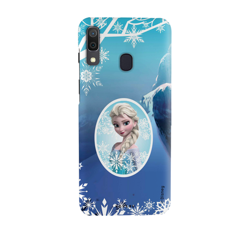 Elsa of Arendelle Cover Case for Samsung Galaxy A20