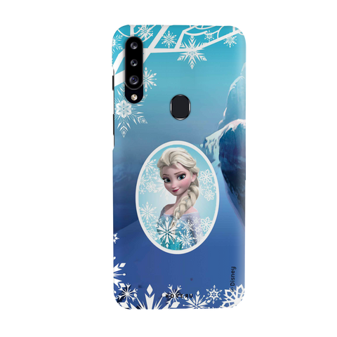 Elsa of Arendelle Cover Case for Samsung Galaxy A20S