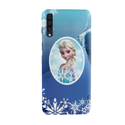 Elsa of Arendelle Cover Case for Samsung Galaxy A50