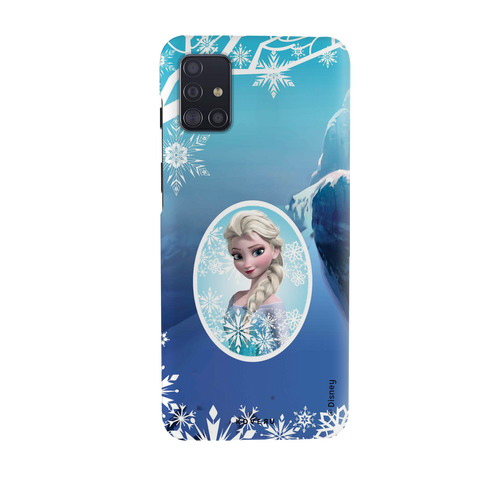 Elsa of Arendelle Cover Case for Samsung Galaxy A51