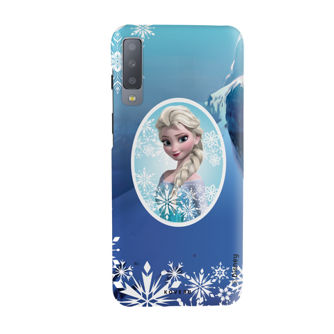 Elsa of Arendelle Cover Case for Samsung Galaxy A7 2018