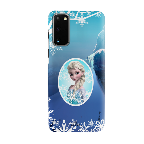 Elsa of Arendelle Cover Case for Samsung Galaxy S20