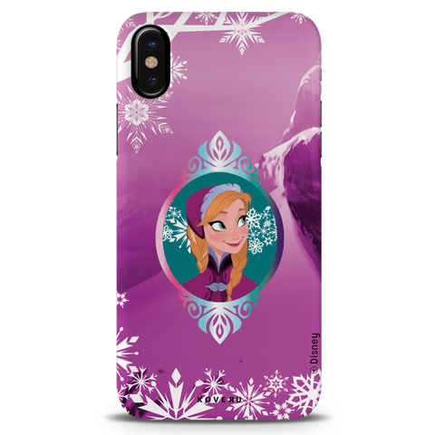 Ana of Arendelle Cover Case for iPhone XS