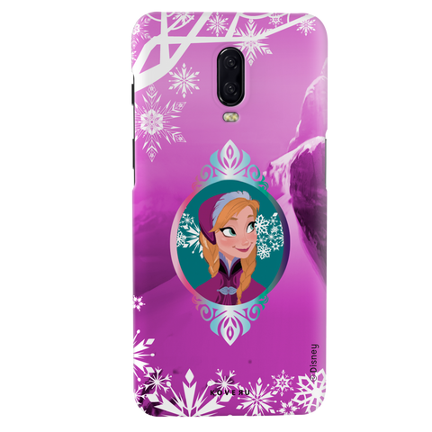 Ana of Arendelle Cover Case for OnePlus 6T